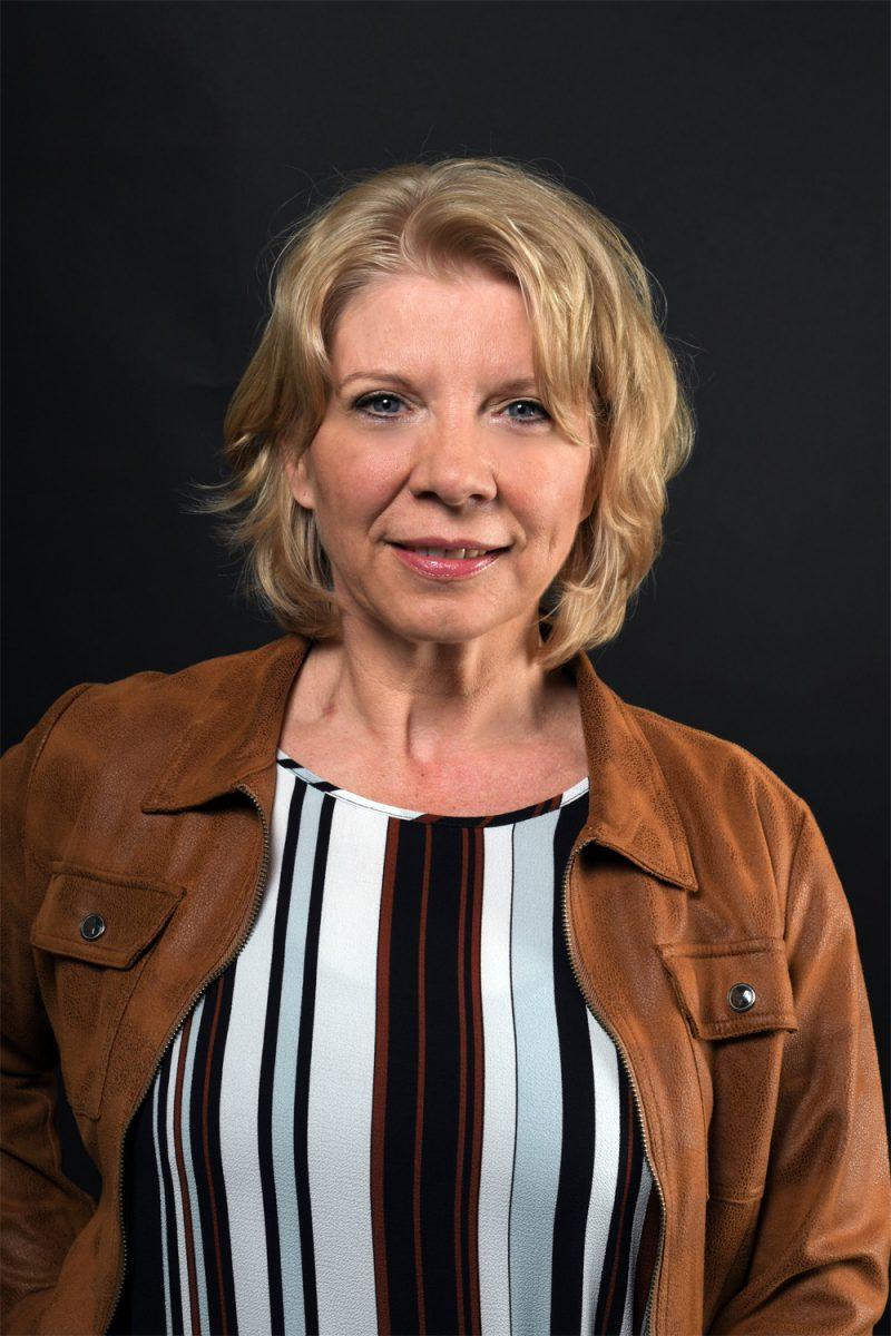 Daniëlle Biever, office manager