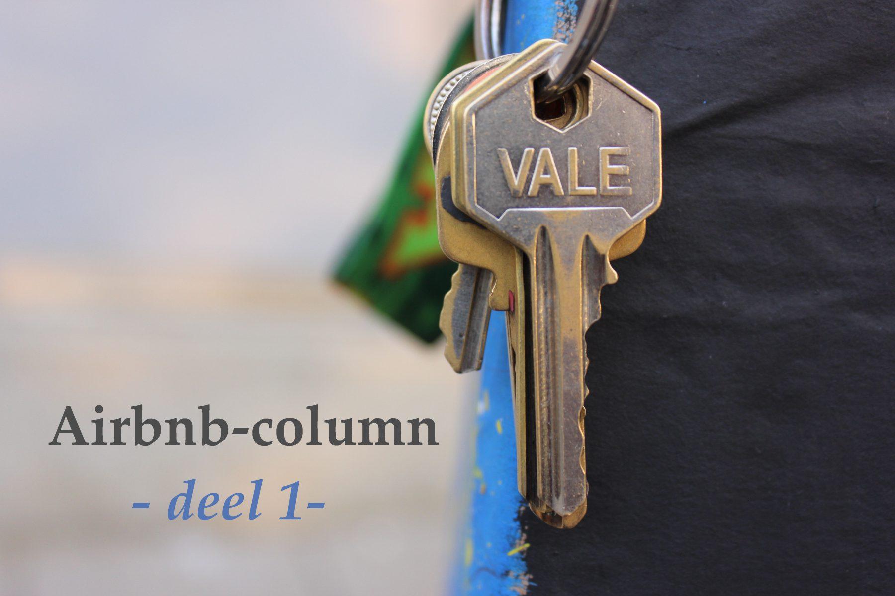 Vokurka Airbnb column 1
